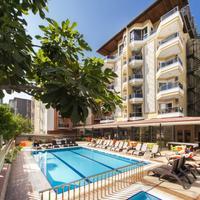 Kleopatra Ada Beach Hotel Outdoor Pool
