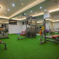 Kleopatra Ada Beach Hotel Fitness Facility