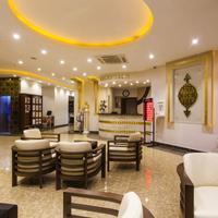 Kleopatra Ada Beach Hotel Lobby Sitting Area