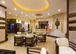 Kleopatra Ada Beach Hotel - 阿拉尼亞 - 大廳