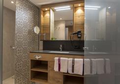 Hotel Valentin - 索爾登 - 浴室