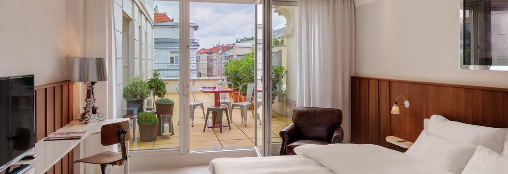 Ruby Sofie Hotel Vienna - 維也納 - 臥室