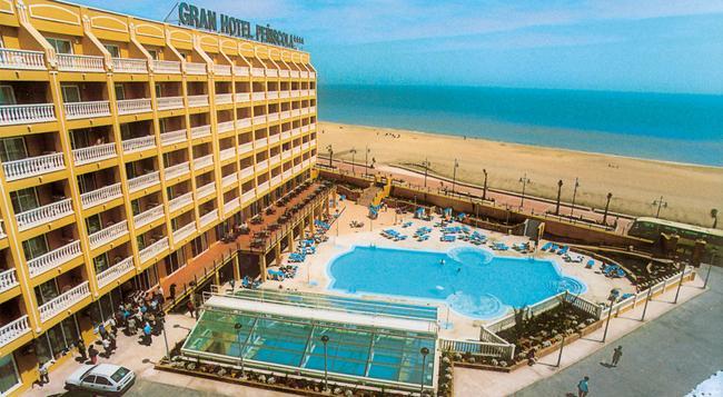 Gran Hotel Peñíscola - Peniscola - 建築