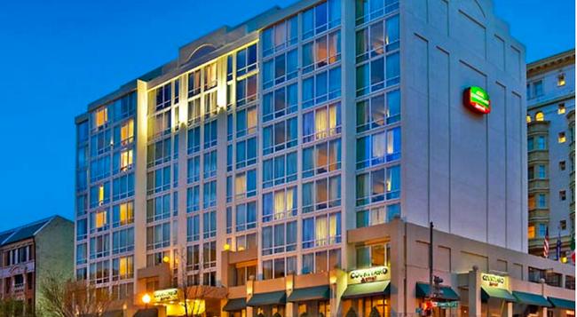 Courtyard by Marriott Washington, DC/Dupont Circle - 華盛頓 - 建築