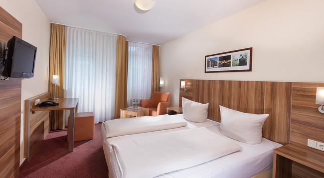 Best Western Hotel Mannheim City - 曼海姆 - 臥室