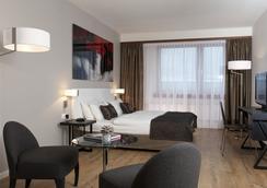 斯圖加特機場展覽中心溫德姆酒店 - 斯圖加特 - 臥室