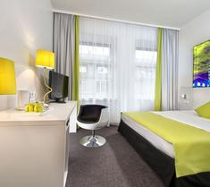 杜塞爾多夫市中心溫德姆花園國王大道酒店