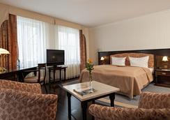 德累斯頓別墅溫萊特姆酒店 - 德累斯頓 - 臥室