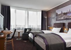 德累斯頓溫德姆花園酒店 - 德累斯頓 - 臥室