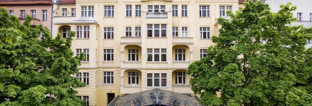 City Hotel Berlin Mitte - 柏林 - 建築