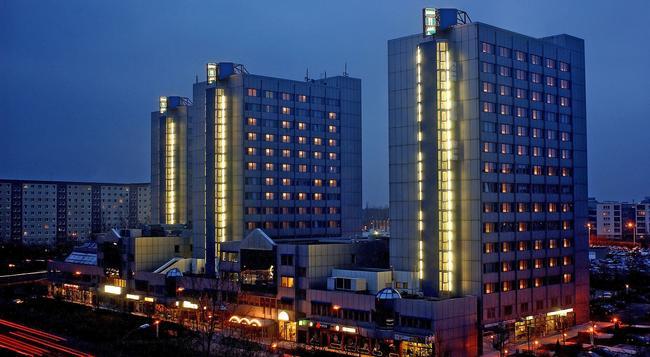 City Hotel Berlin East - 柏林 - 建築