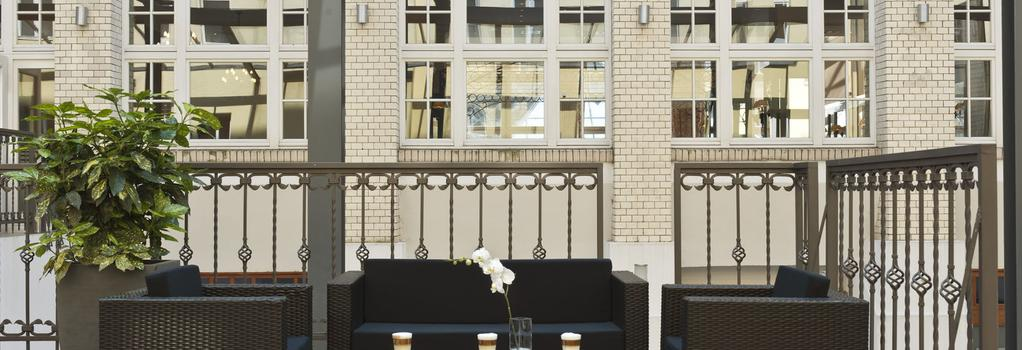 Wyndham Garden Berlin Mitte - 柏林 - 建築