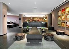 安特衛普溫德姆特萊普酒店 - 安特衛普 - 酒吧