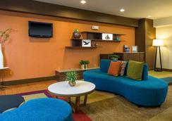 費爾菲爾德客棧及套房傑克遜維爾機場酒店 - 傑克遜維爾 - 大廳