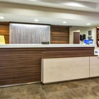 Fairfield Inn and Suites by Marriott Jacksonville Airport Reception