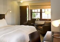 卡薩德爾瑪酒店 - 聖巴巴拉 - 臥室