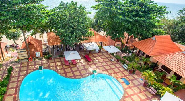 Kim Hoa Resort - Phu Quoc - 游泳池