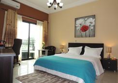 普雷薩德公寓式酒店 - Abidjan - 臥室
