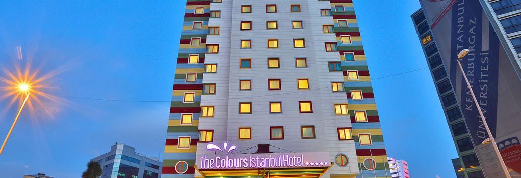 Qua Hotel - 伊斯坦堡 - 建築