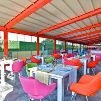 Qua Hotel Breakfast Area