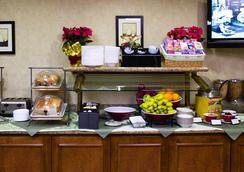 桑尼維爾矽谷II酒店 - 森尼維耳市 - 餐廳