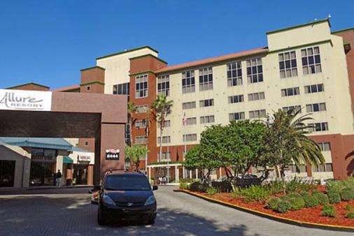 奧蘭多近環球影城傾城度假酒店 - 奧蘭多 - 建築