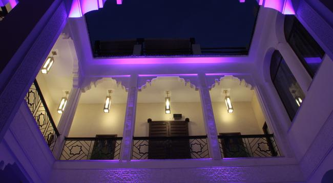 Riad Charlott - 馬拉喀什 - 建築