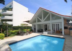 丽芙之楼巴拉达蒂茹卡旅馆 - 里約熱內盧 - 游泳池