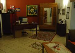 特里雅斯特酒店 - 卡塔尼亞 - 大廳