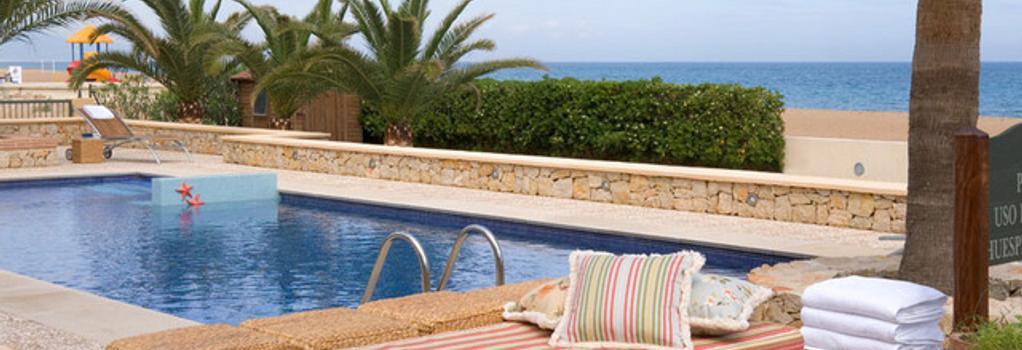 Hotel Los Ángeles - 德尼亞 - 游泳池