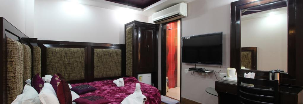 Hotel Bonlon Inn - 新德里 - 臥室