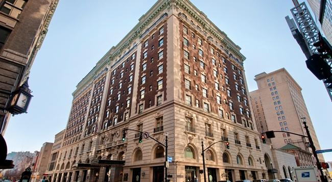 The Seelbach Hilton Louisville - 路易斯威爾 - 建築