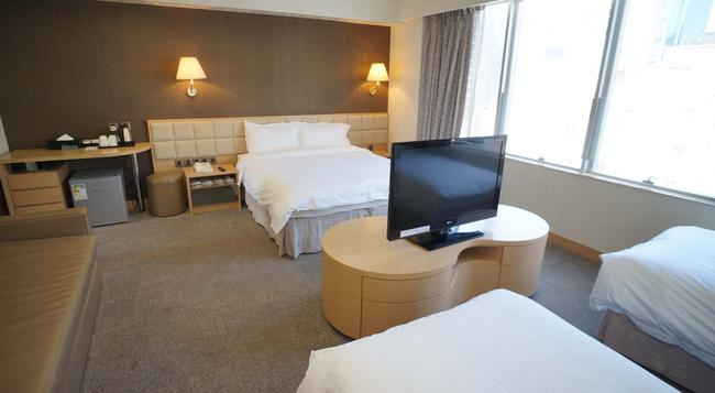 H1 Hotel - 香港 - 臥室