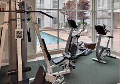 森尼韋爾科珀里特酒店 - 森尼維耳市 - 健身房