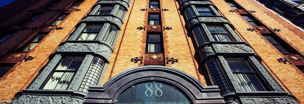 Courtyard by Marriott Boston Copley Square - 波士頓 - 建築