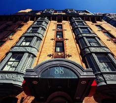 波士頓可普雷廣場萬怡酒店