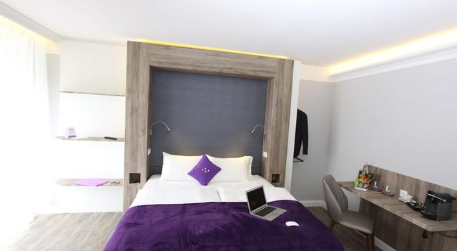 Stay City Hotel Dortmund - 多特蒙德 - 臥室