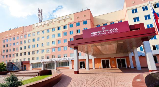 Benefit Plaza Congress Hotel - 沃羅涅什 - 建築