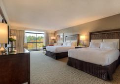 希爾頓貝爾維尤酒店 - 貝爾維尤 - 臥室