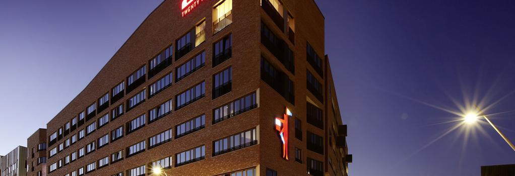 25hours Hotel HafenCity - 漢堡 - 建築