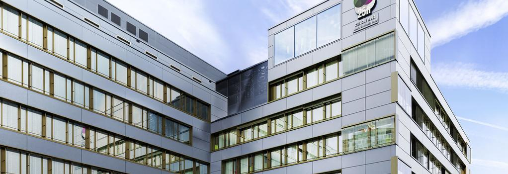 25hours Hotel Zurich West - 蘇黎世 - 建築
