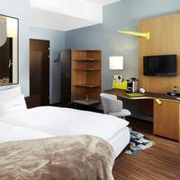 25hours Hotel Zürich West Guest room