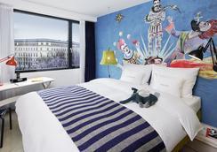 維也納博物館區25小時酒店 - 維也納 - 臥室