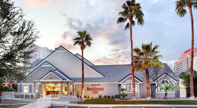 Residence Inn by Marriott Las Vegas Convention Center - 拉斯維加斯 - 建築