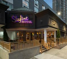 紐約天際線酒店