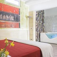 Resort Bosco De' Medici Guestroom