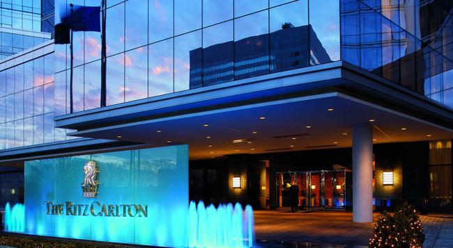 The Ritz-Carlton New York Westchester - 懷特普萊恩斯 - 建築