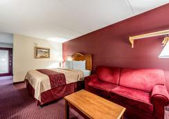 紅屋頂旅館及套房-鴿子谷大道 - 鴿子谷 - 臥室