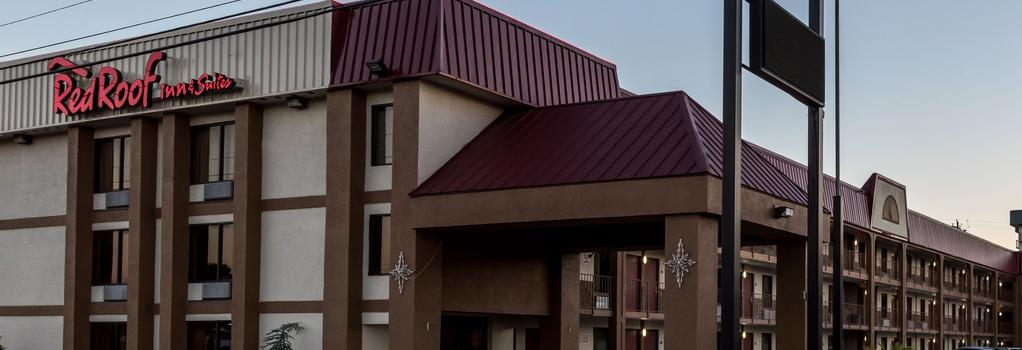 Red Roof Inn & Suites Pigeon Forge - Parkway - 鴿子谷 - 建築