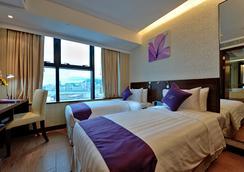 尖沙咀寶軒酒店 - 香港 - 臥室